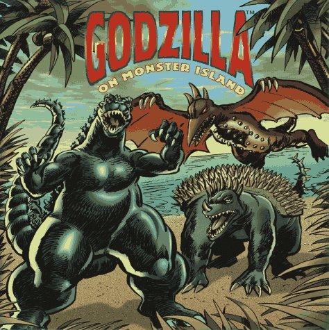 9780679880806: Godzilla on Monster Island (Pictureback(R))