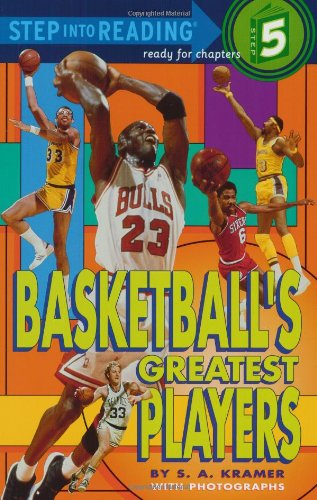 9780679881124: Basketball's Greatest Players (Step Into Reading)