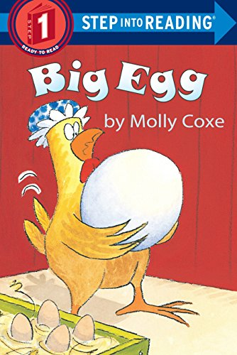 9780679881261: Big Egg (Early Step into Reading)