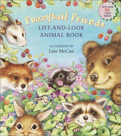 FUZZYTAIL FRNDS LFT& (067988131X) by Lisa McCue
