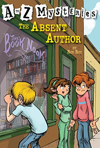 9780679881681: The Absent Author (A to Z Mysteries)
