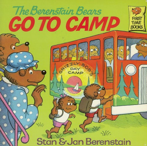 9780679881742: Berenstain Bears Go to Camp