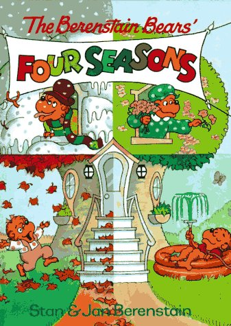 9780679881827: The Berenstain Bears Four Seasons (First First Time Book)