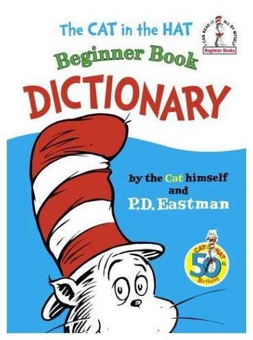 9780679881896: The Cat in the Hat Beginner Book Dictionary (I Can Read It All By Myself)