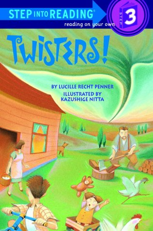 9780679882718: Twisters! (Step-Into-Reading, Step 3)