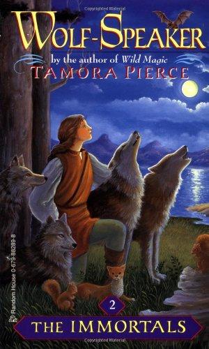 9780679882893: Wolf-Speaker (Immortals)