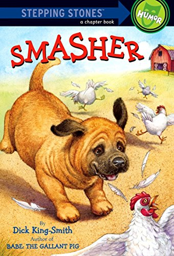 9780679883302: Smasher (Stepping Stone, paper)