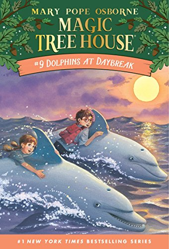 9780679883388: Dolphins at Daybreak (Magic Tree House, No. 9)