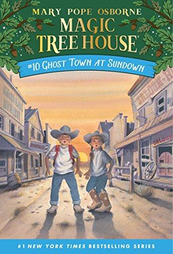 9780679883395: Ghost Town at Sundown (Magic Tree House)