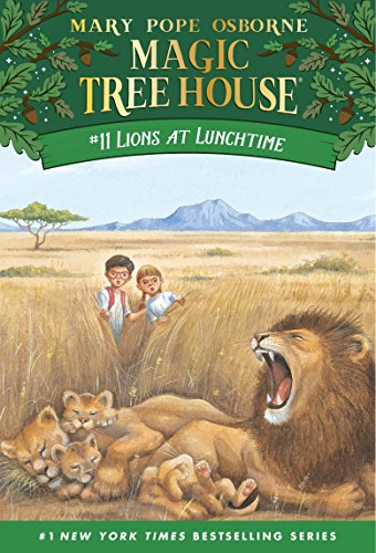 9780679883401: Lions at Lunchtime (Magic Tree House, No. 11)