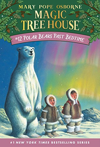 9780679883418: Polar Bears Past Bedtime (The Magic Tree House)