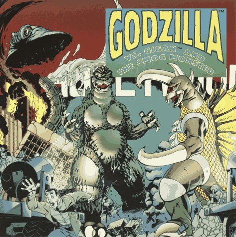Godzilla vs. Gigan and the Smog Monster