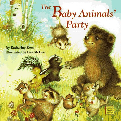 The Baby Animals' Party (Classic Board Books)