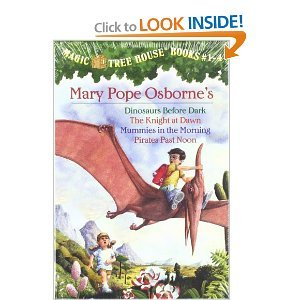 9780679883890: Magic Tree House Collection 1 Books 1-4: Dinosaurs Before Dark/The Knight at Dawn/Mummies in the Morning/Pirates Past Noon