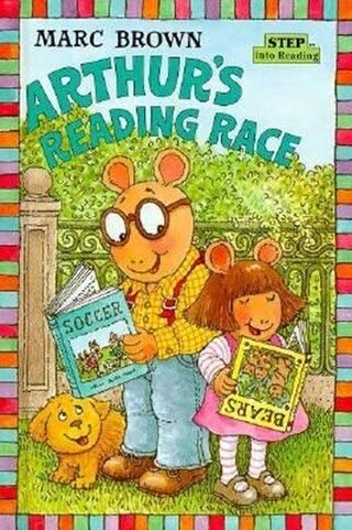 9780679883975: Arthur's Reading Race