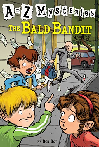 9780679884491: The Bald Bandit (A to Z Mysteries)