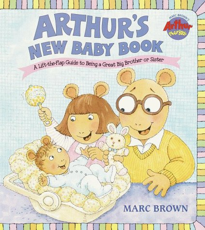 9780679884637: Arthur's New Baby Book (Great Big Flap Books)