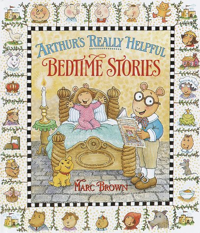 9780679884682: Arthur's Really Helpful Bedtime Stories