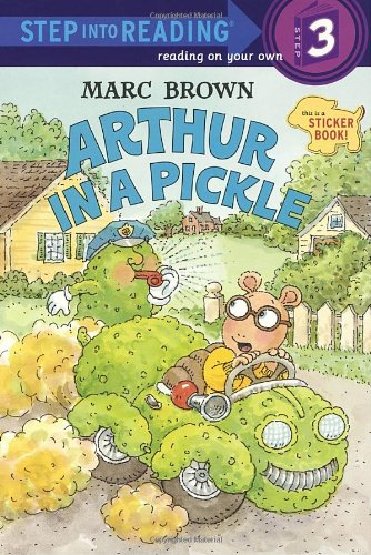 9780679884699: Arthur In a Pickle (Step-Into-Reading, Step 3)