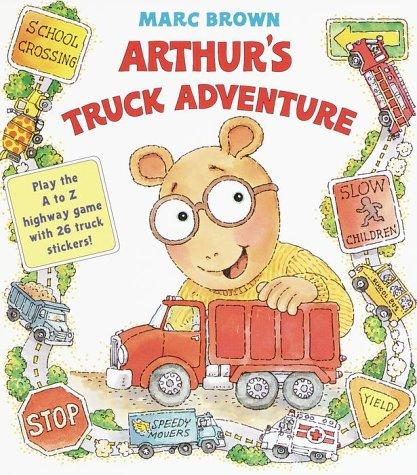 9780679884705: ARTHUR'S TRUCK ADVEN