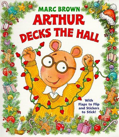 9780679884729: Arthur Decks the Hall