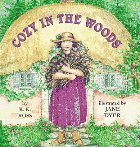 Cozy in the Woods (A Little Dipper Book(R)): Chunky Tales