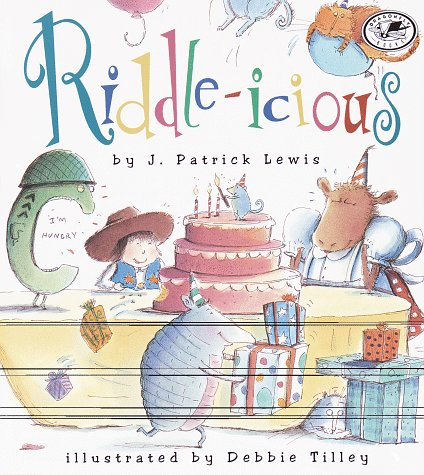 9780679885450: Riddle-Icious (Dragonfly Books)