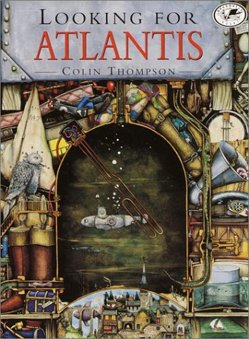 9780679885474: Looking for Atlantis (Dragonfly Books)