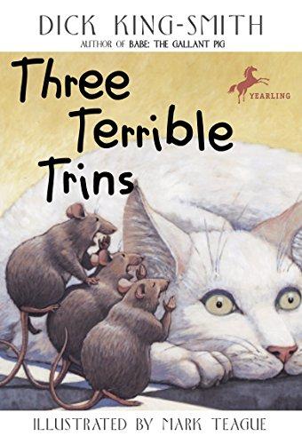 9780679885528: Three Terrible Trins