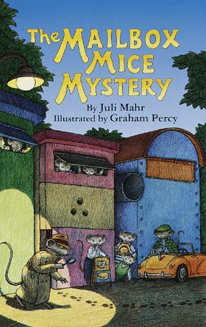 9780679886037: The Mailbox Mice Mystery