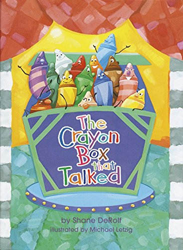9780679886112: The Crayon Box that Talked