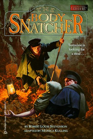 9780679886259: Body-snatcher (Random House Chillers)