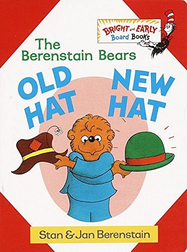 9780679886303: Old Hat New Hat (Bright & Early Board Books)