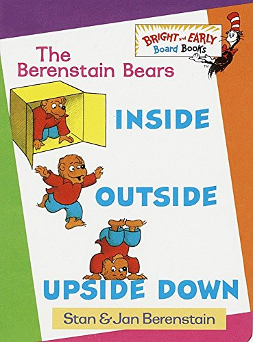 9780679886327: Inside, Outside, Upside Down (Bright & Early Board Books)