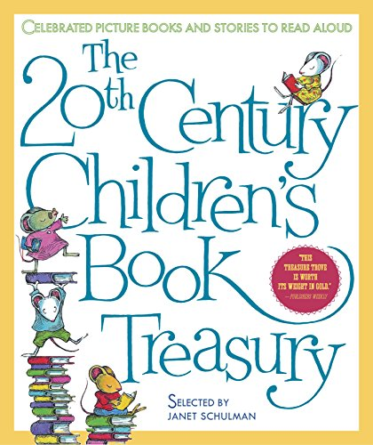 9780679886471: The 20th Century Children's Book Treasury: Celebrated Picture Books and Stories to Read Aloud (Treasured Gifts for the Holidays)