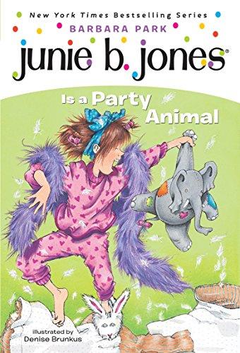 9780679886631: Junie B. Jones Is a Party Animal
