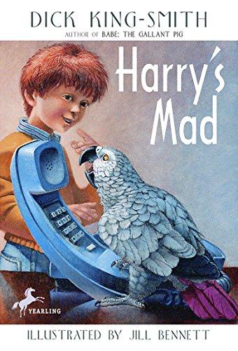 9780679886884: Harry's Mad