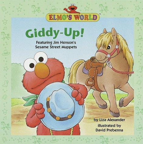 Giddy-Up! (Pictureback(R)) (9780679886976) by Liza Alexander