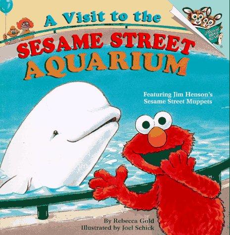 9780679886983: A Visit to the Sesame Street Aquarium (Pictureback(R))