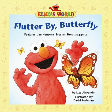 9780679887003: Flutter by, Butterfly (Pictureback(R))