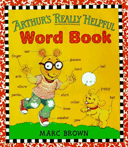 9780679887355: Arthur's Really Helpful Wordbook