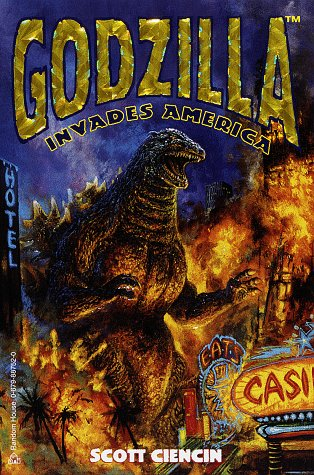 9780679887522: Godzilla Invades America