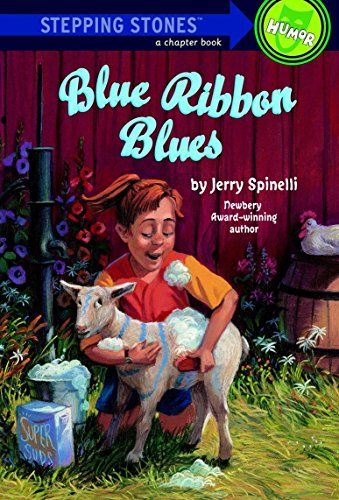 Blue Ribbon Blues: A Tooter Tale (A Stepping Stone Book) - Jerry Spinelli