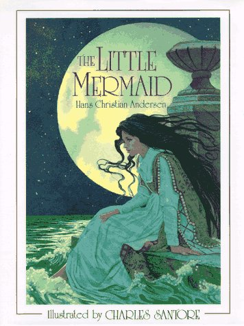 9780679887577: The Little Mermaid (Charles Santors)