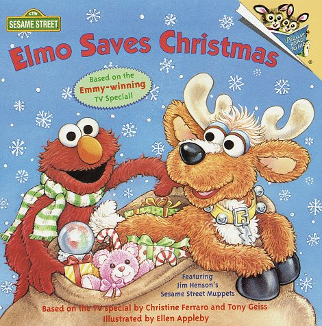 9780679887652: Elmo Saves Christmas (Pictureback(R))