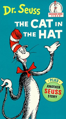 9780679887676: Dr. Seuss - The Cat in the Hat (Beginner Book Edition) [VHS]