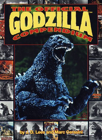 9780679888222: The Official Godzilla Compendium: A 40 Year Retrospective