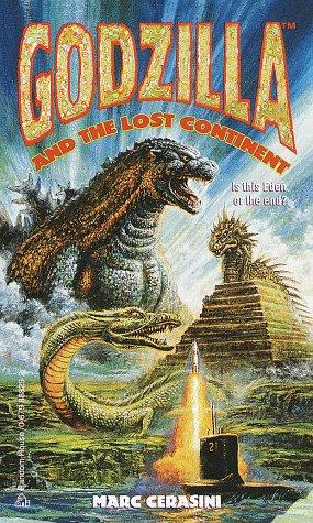 9780679888291: Godzilla and the Lost Continent