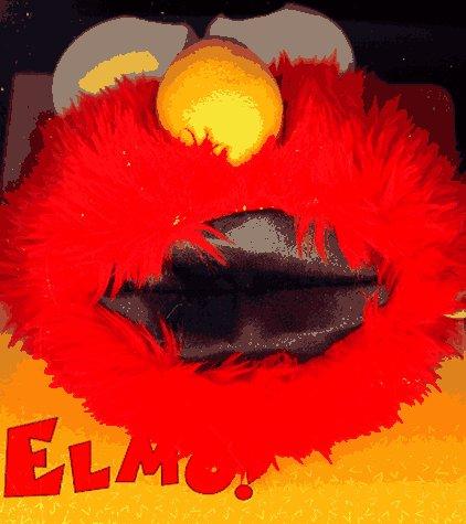9780679888307: Furry Faces: Elmo (Random House Picturebacks)