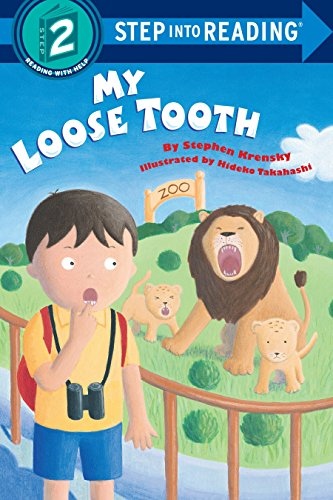 9780679888475: My Loose Tooth (Step-Into-Reading, Step 2)